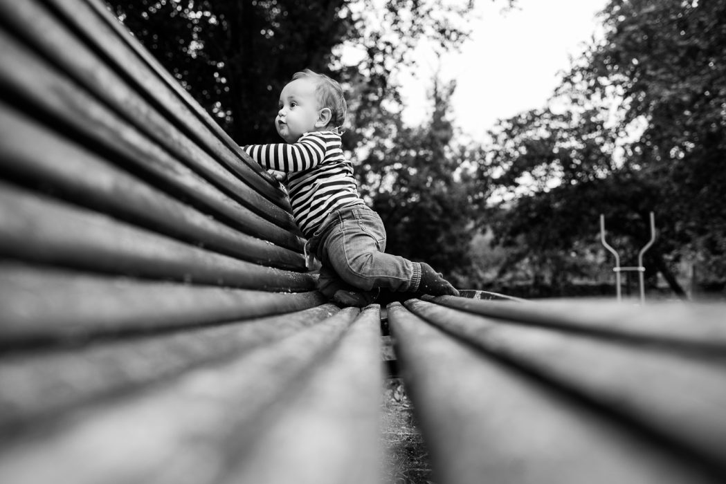 Fotos de niños en el parque